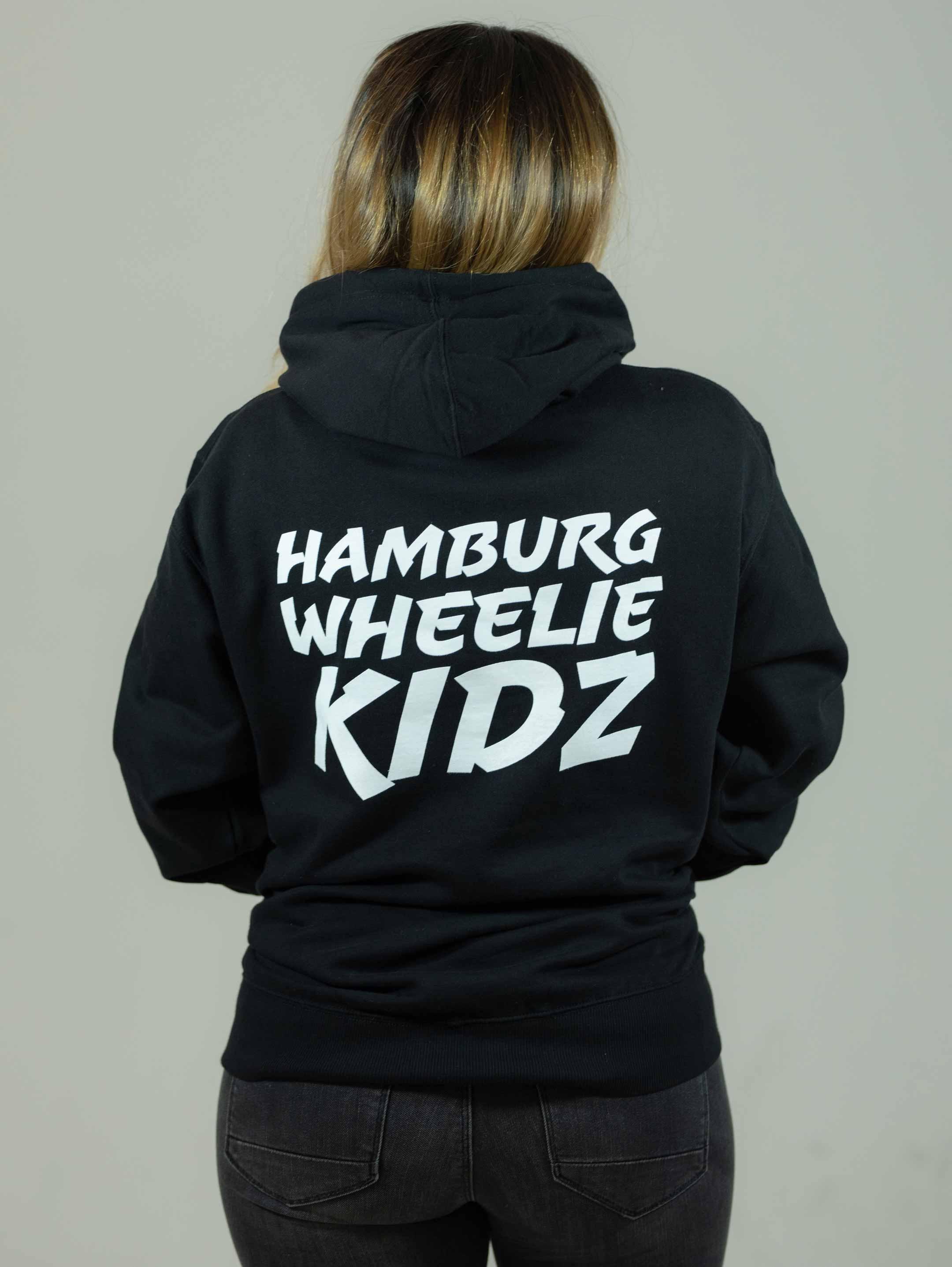 hamburger wheelie kidz
